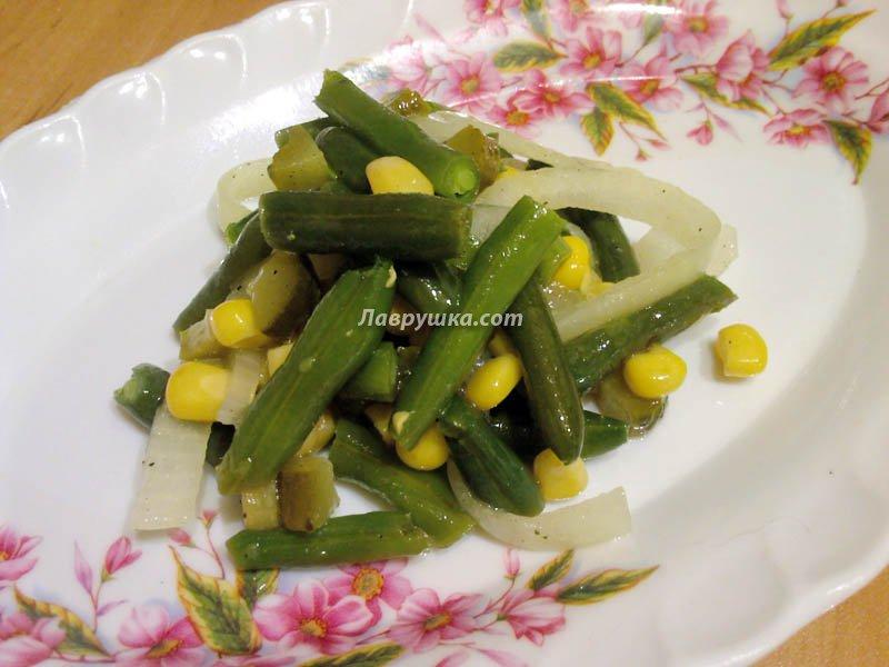 Рецепт на зиму салат дунайский на зиму с