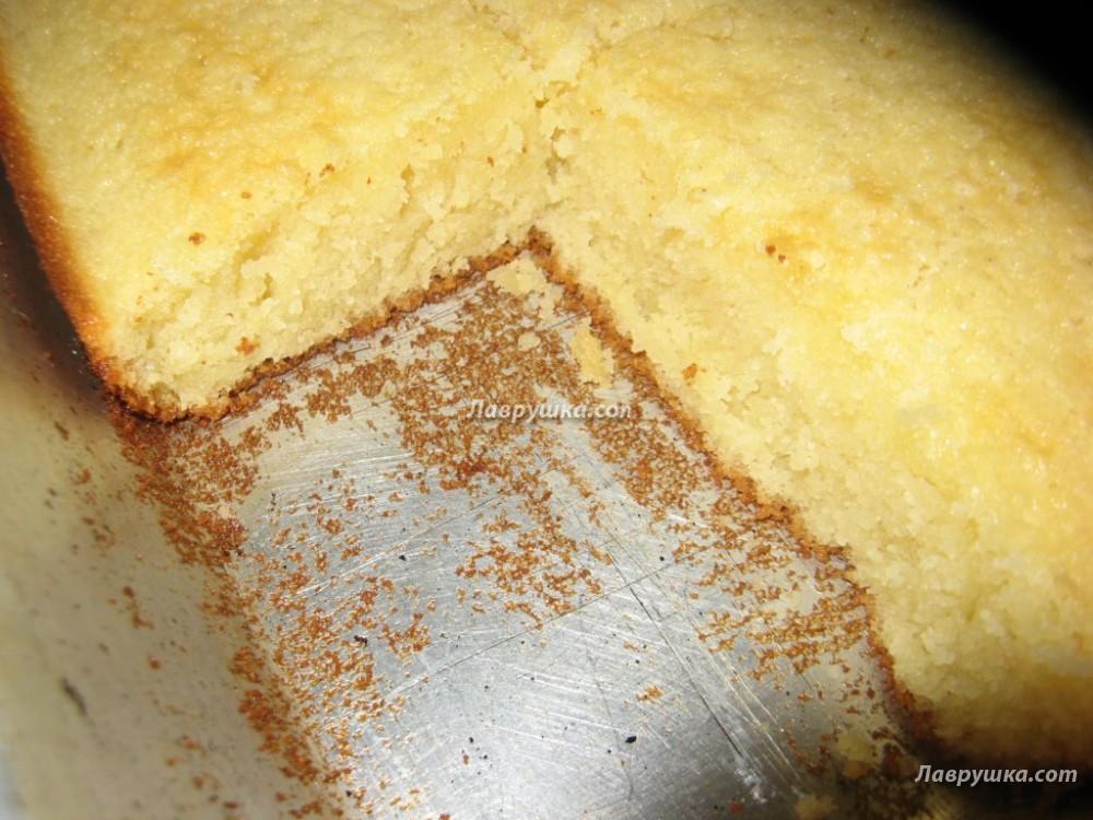 Творожный пирог с манкой в духовке пошаговый рецепт с фото