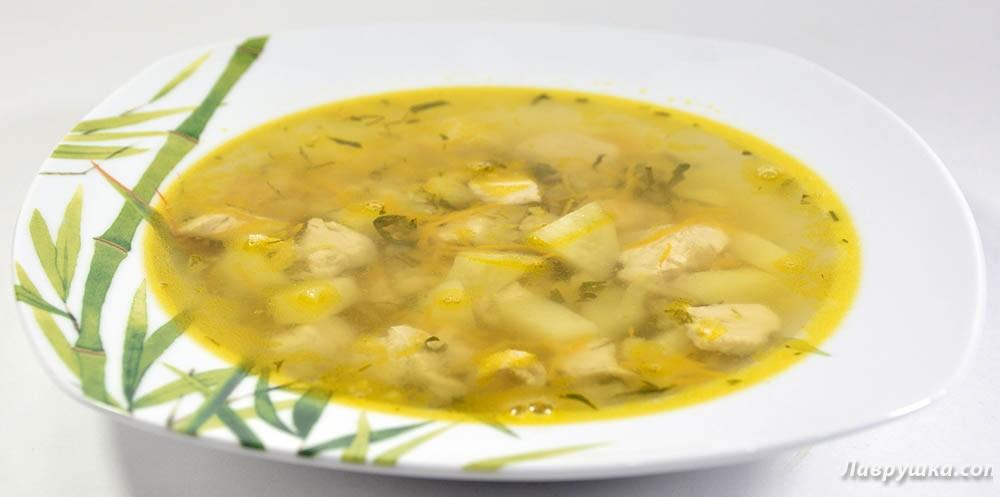суп с куриным сердцем рецепты